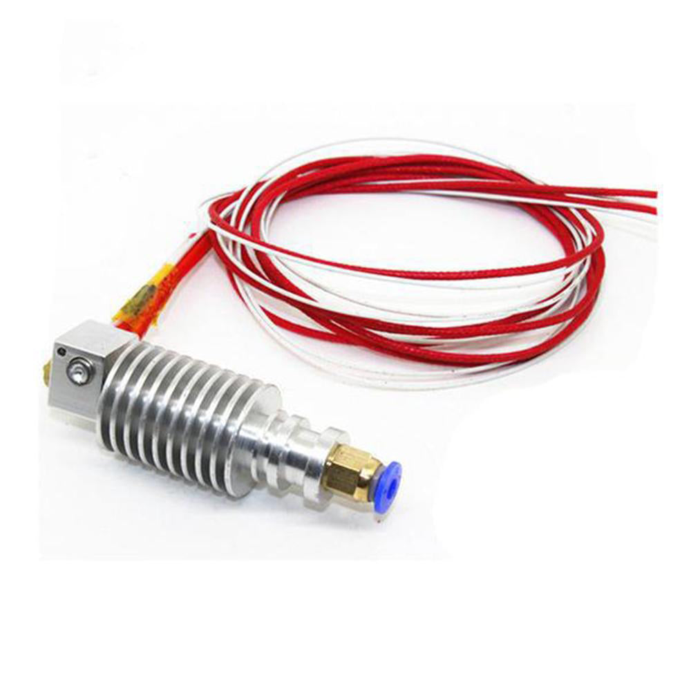 3D V5 Long- distance for 3D Printer  J-Head Hotend For 1.75mm/3.0mm 3D Bowden Extruder 0.2/0.3/0.4/0.5/0.6mm nozzle optional