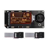BIGTREETECH MINI12864 V1.0 LCD Screen VORON 2.4  RGB backlight  mini  Display Supports Marlin DIY  For SKR 3D Printer Part