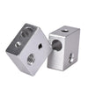 3D printer accessories heating block Makerbot MK7 MK8 dedicated print head heated aluminum block - Biqu.Store