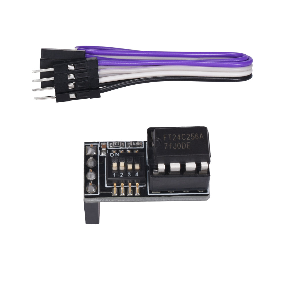 BTT EEPROM V1.0 Extension Module 3D Printer Parts SKR PRO SKR V1.4 Turbo Control Board Interface Module Upgrade Kit AT24C256