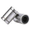 5/10pcs LM8UU 8mm Ball Bearing Bush Bushing 8mm*15mm*24mm for 3D printer parts