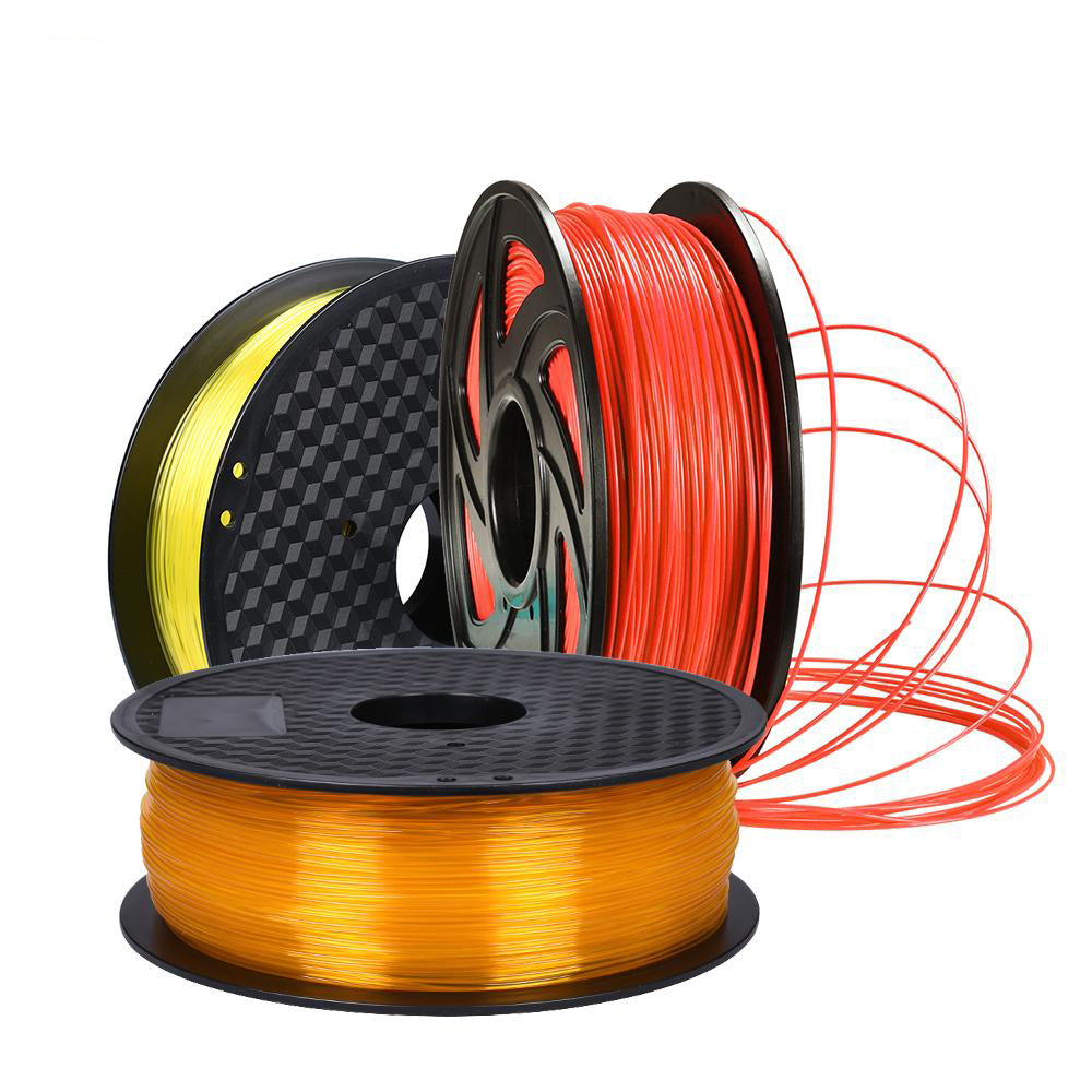 3D Filament PLA 1.75 Multi-colors 1kg plastic spools  3D printer filament