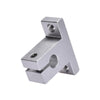 4PCS SK8  8mm linear rail shaft support block for cnc linear slide bearing guide cnc parts - Biqu.Store