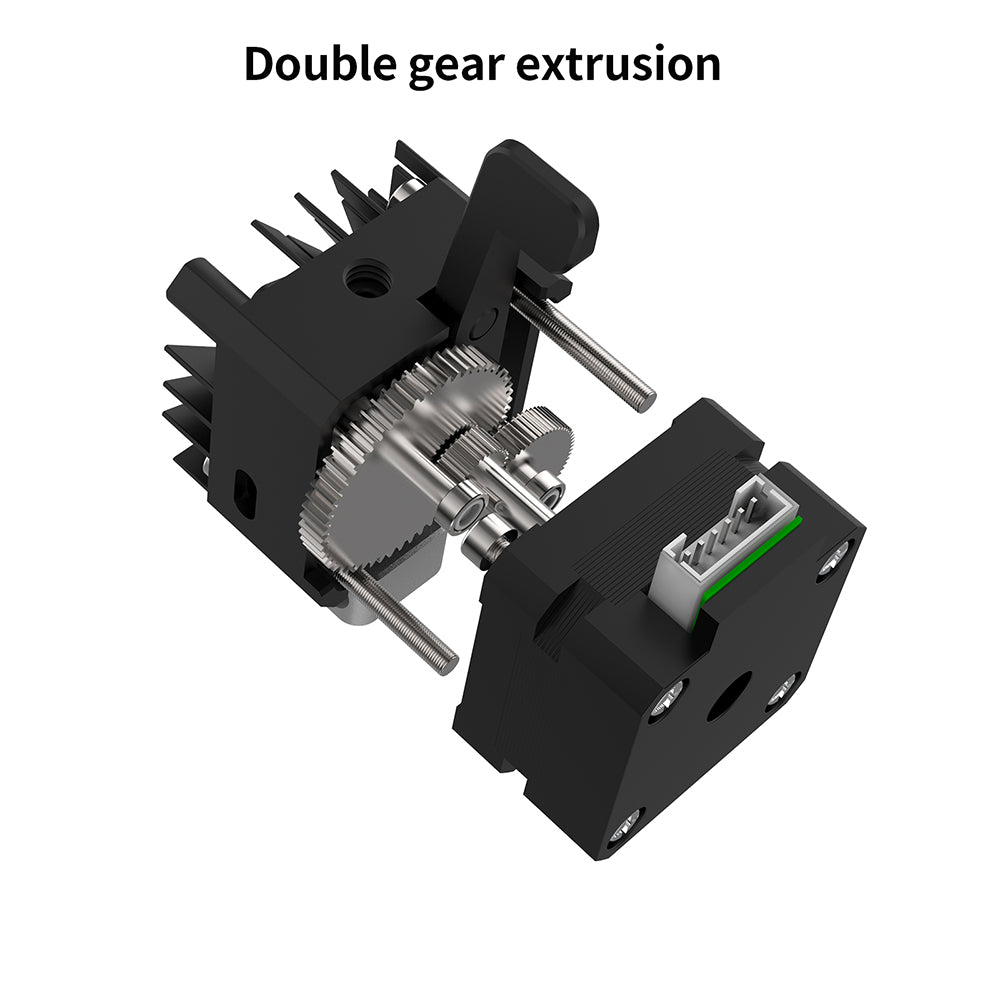 CREALITY 3D Red Metal MK8 Extruder Extruder 1.75mm Filament For CREALITY 3D Printer