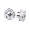 GT2 Timing Pulley 30/36/40 teeth Alumium Bore 5/6.35/8mm for Width 6mm