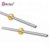 RepRap 3D Printer T8 8 mm lead screw 200/300/330/350/400/500 mm 8mm lead trapezoidal spindle screw with brass copper nut