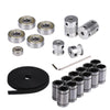3D Printer Prusa I3 Movement Kit GT2 Belt Pulley LM8UU 624zz Bearing