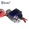 3D V6 3D Printer J-head Hotend with Single Cooling Fan for 1.75mm/3.0mm Direct Filament Wade Extruder 0.2/0.3/0.4/0.5mm Nozzle - Biqu.Store
