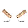 Volcano nozzles 3D printer All metal brass 3D Lengthen extruder nozzle 0.6/0.8/1.0/1.2mm For 1.75/3mm - Biqu.Store