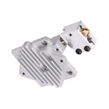 High Quality Titan Aero Heatsink Hotend For Titan Extruder Nozzle Heater Block V6 Hotend Extruder Reprap i3 mk8 3D Printer Parts