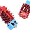 BIGTREETECH 2 In 1 out Hotend 12V/24V Extruder Kit Double Colors