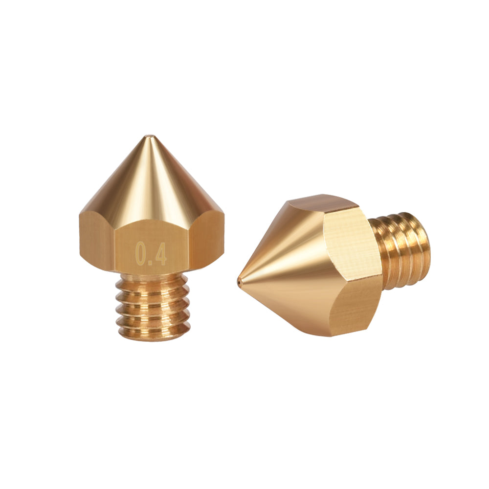 BIQU B1Original Nozzle UM2 Brass Nozzle 1.75 0.4MM  3D Printer Parts For 3D Printer