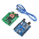 3D printer parts Ciclop 3d scanner open source DIY accessories,UNO R3 controller and ZUM Scan Expansion board kits - Biqu.Store