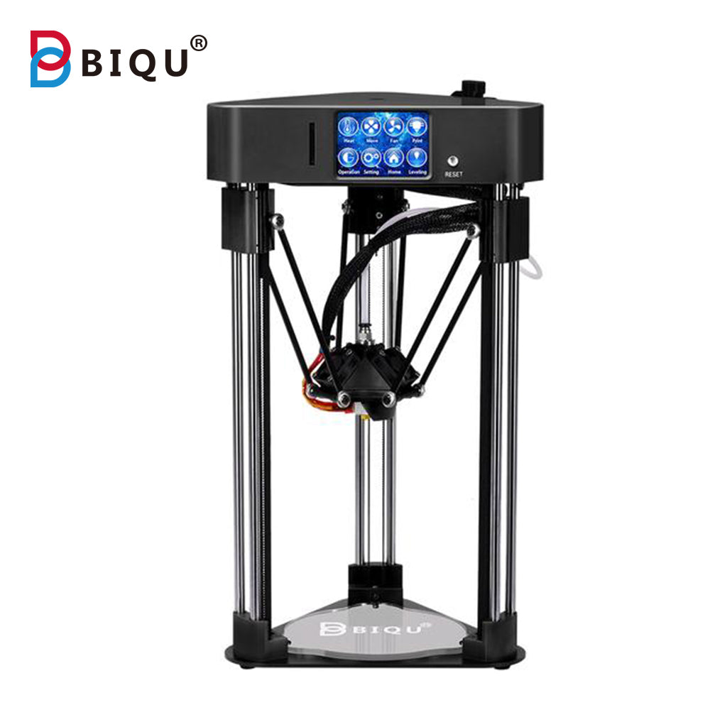 2017 BIQU MAGICIAN full assembled  3D Printer New Generation Kossel Delta 3 D Printing Machine