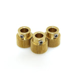 3D Printer MK7 MK8 Extruder Gear 40 Tooth Teeth Brass Drive Gear Planet Reducer Extruder Feeding Gear wheel 3D0044
