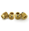 3D Printer MK7 MK8 Extruder Gear 40 Tooth Teeth Brass Drive Gear Planet Reducer Extruder Feeding Gear wheel - Biqu.Store