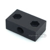 CNC Parts Teflon Nut Block for T8 8mm Metric Acme Lead Screw For Openbuilds C-beam 3D Printer Hardwares Parts 3D0274 - Biqu.Store