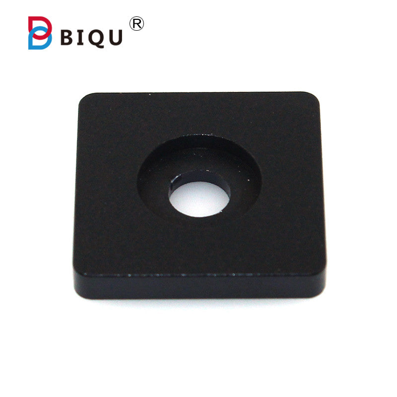 BIQU 3D Printer  CNC V-slot Hardware Stand Bracket End Cap Plate For openbuilds C-Beam Printer Aluminum Profile Extrusion - Biqu.Store