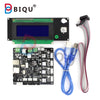 BIQU New 3D Printer MKS SMelzi + Melzi MINI 2004LCD 3D Printer Kit Motherboard 3D0340 - Biqu.Store