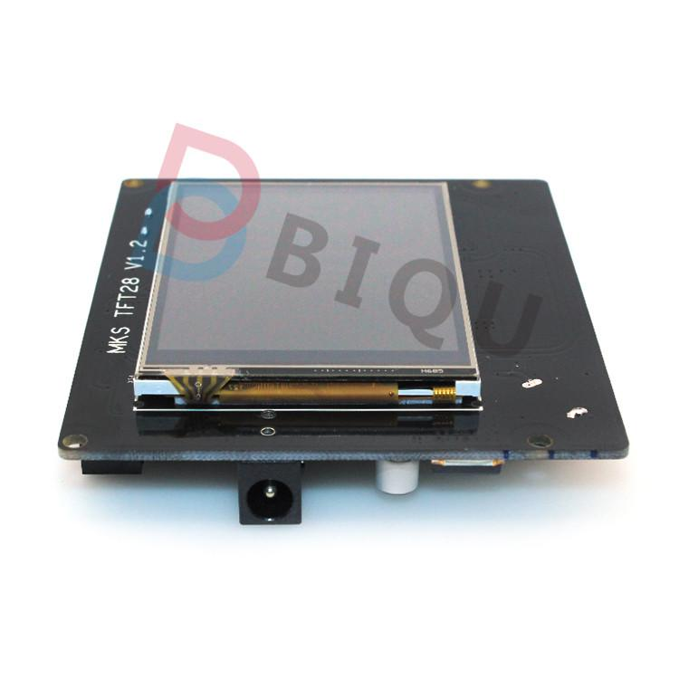 BIQU 3D Printing Touch Screen RepRap Controller Panel MKS TFT28 V1.2 Display  TFT Support/WIFI/APP/Outage Saving Local  Language - Biqu.Store