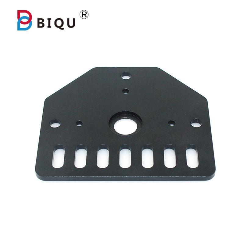 BIQU Threaded Rod Plate - NEMA 23 Stepper Motor For Openbuild& V-Slot &DIY Prusa i3 3d Printer 80*72*3mm - Biqu.Store