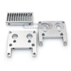Free  shipping 3D printer parts UM2 Ultimaker2 Extruder hotend sets heat sink aluminum alloy block parts - Biqu.Store