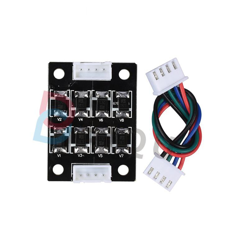 1/3/4PCS BIQU TL-Smoother V1.0 Filter Modul addon module Expansion Board For 3D Printer Driver - Biqu.Store