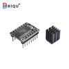BIQU Direct Sell 3D printer part LV8729 stepper motor driver  ultra quiet driver LV8729 driver support 6V-36V with heatsink