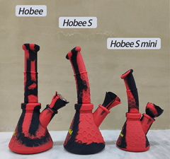 Waxmaid Hobee Series silicone beaker water pipes