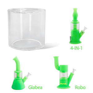 Glass Chamber Replacement for 4-IN-1, Robo, Glabea Waterpipes