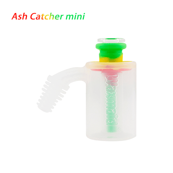 Waxmaid 14mm 18mm Mini Ash Catcher- Rasta