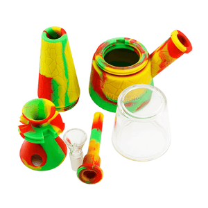 Glass Chamber of Waxmaid Fountain Waterpipe