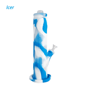Waxmaid Freezable Icer waterpipe-Blue Cream