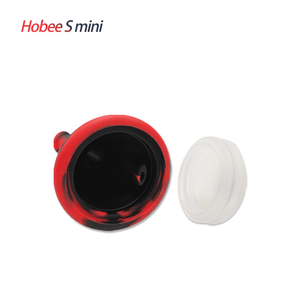 Two part structure of Waxmaid Hobee S mini silicone beaker waterpipe