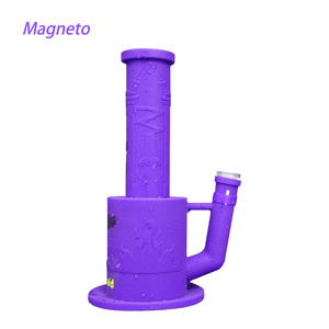 Waxmaid Magneto Honeycomb Percolator Purple Water Pipe