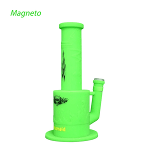 Waxmaid Magneto Honeycomb Percolator Water Pipe-Green