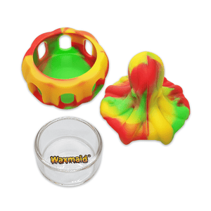 Waxmaid Octopus Silicone Concentrate Container