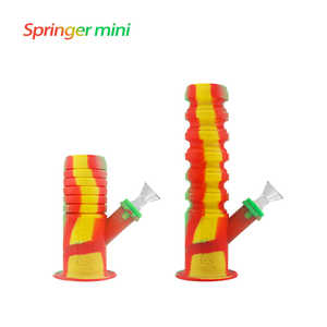 Waxmaid Springer mini collapsible flexible water pipe-Rasta