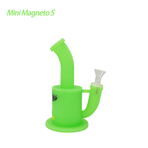 "Waxmaid 7.3"" Magneto S Mini Silicone Water Pipe"