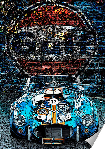 Poster Shelby Lemans