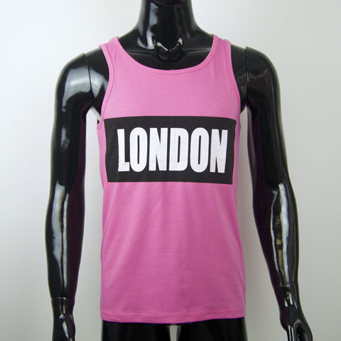 CAMISETA DE TIRANTES LONDON