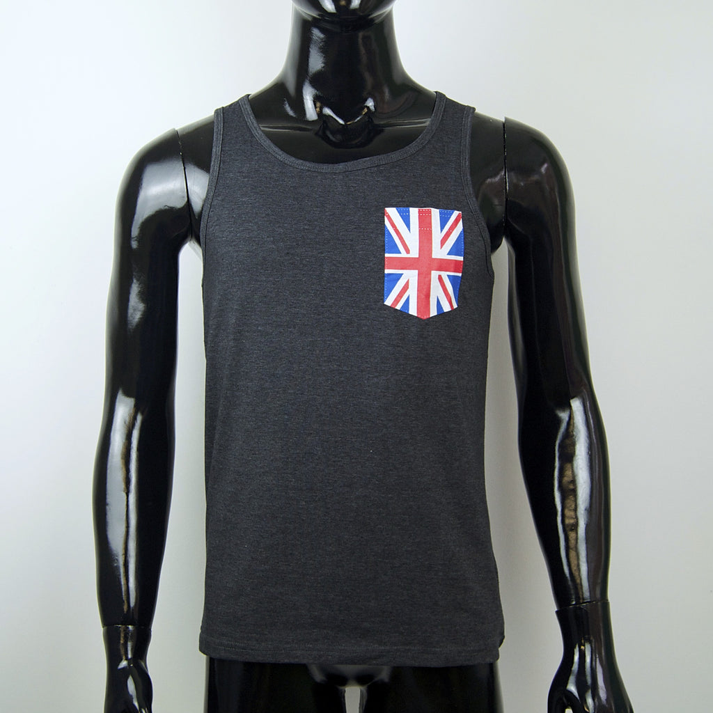 CAMISETA DE TIRANTES UK