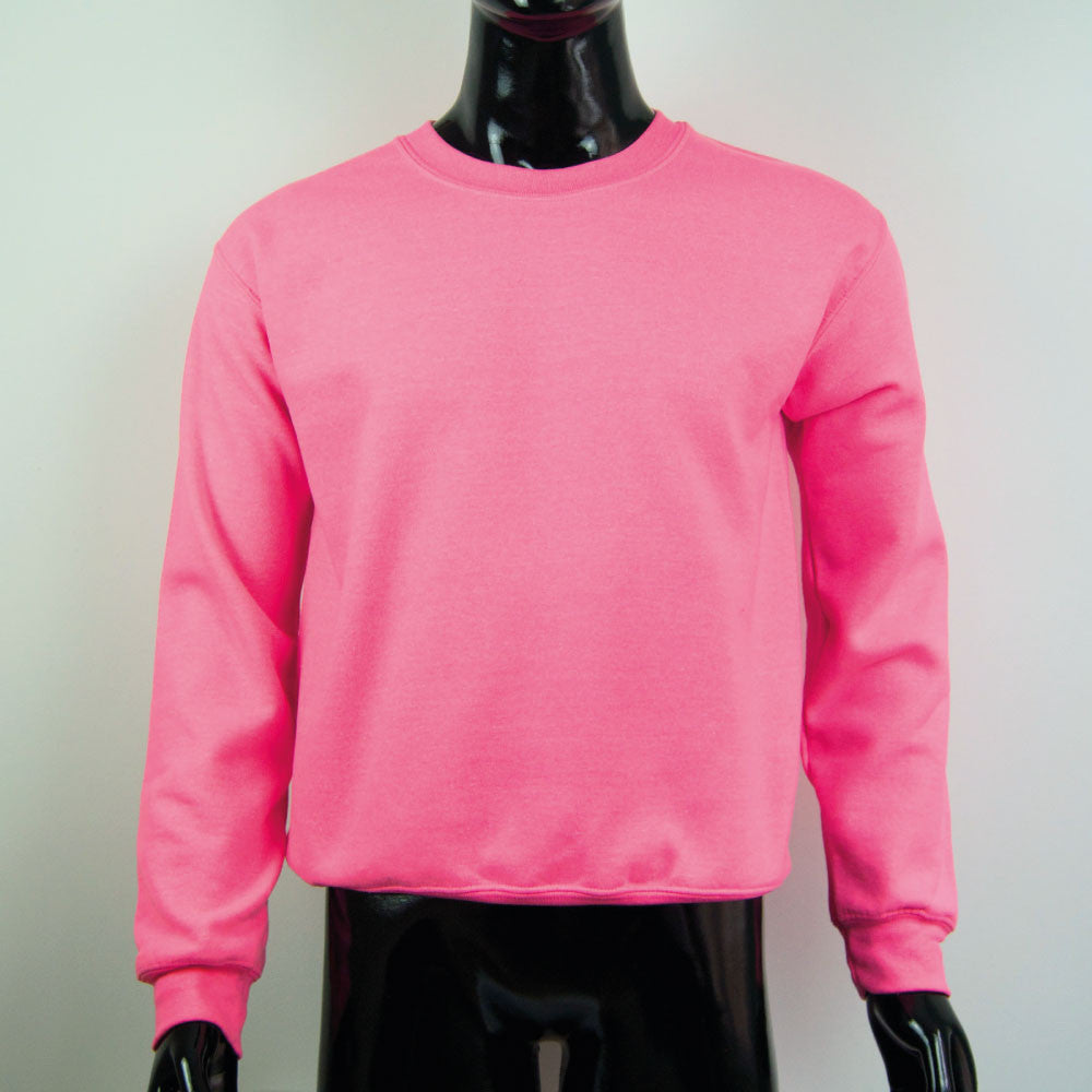 SUDADERA ROSA TROPICAL