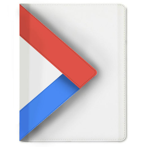 Google branding padfolio designed by iCarryall
