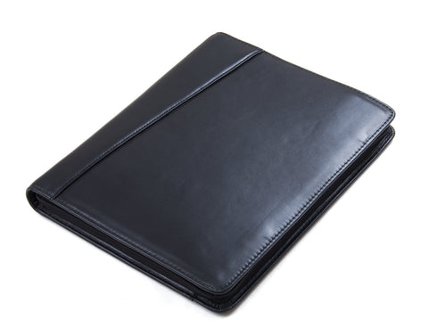 Deluxe Leather iPad Air 2 / iPad Air Business Portfolio Letter-Size Paper