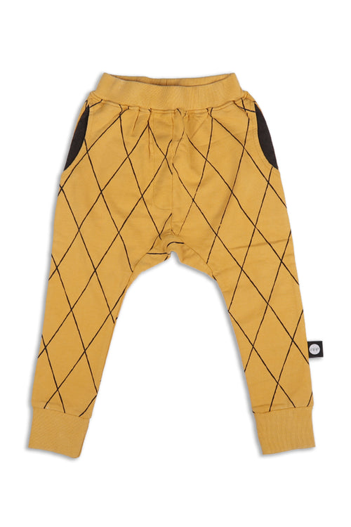 Baby Camel unisex straight pants
