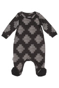 Black Stairs Onesie
