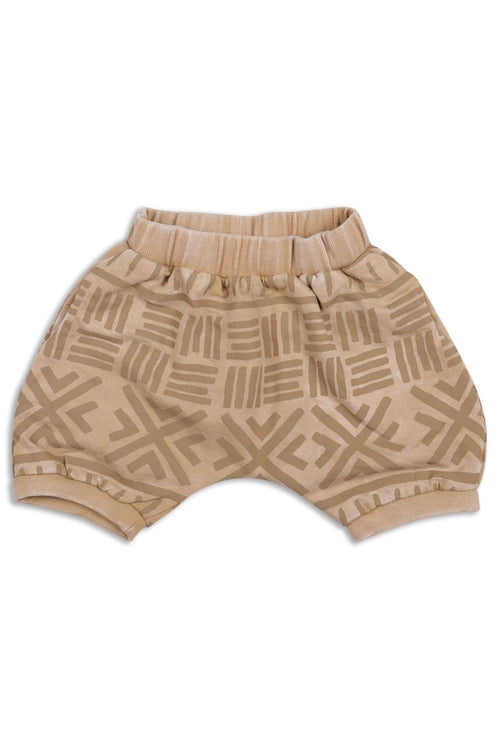 Kids Unisex sand diaper shorts