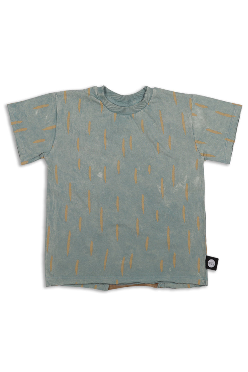 Baby dusty teal unisex T shirt