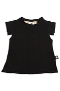 Teen girls black tunic